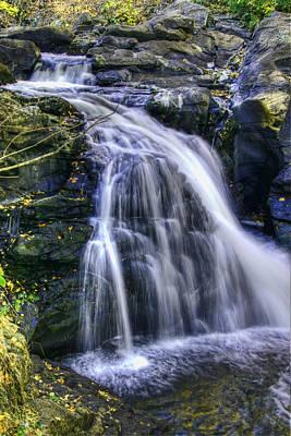 Photograph - Boonton Falls by Allen Beatty