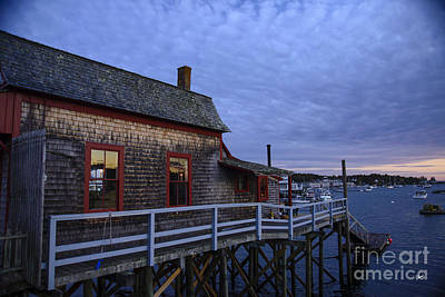 Photograph - Boothbay by Alana Ranney