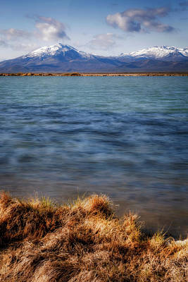 Photograph - Borax Lake by Cat Connor
