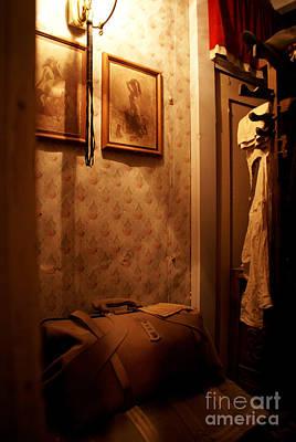 Bordello Photograph - Bordello by Linda Shafer
