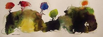 Painting - Border by John Williams
