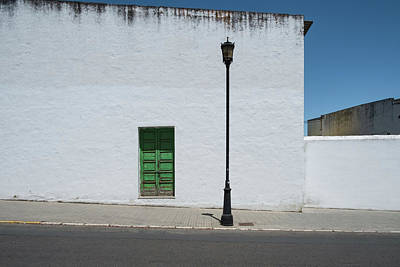 Photograph - Bored In Ronda by Piet Scholten