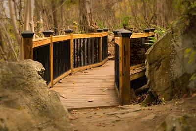 Parkersburg Wv Photograph - Boreman Bridge by Scott Bryan
