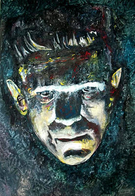 Boris Karloff - Frankenstein Original