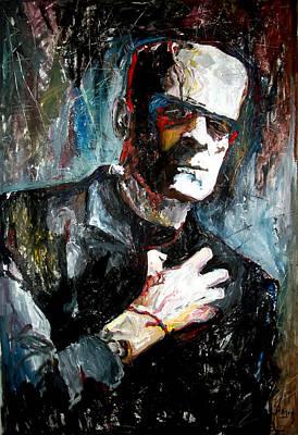 Boris Karloff Frankenstein Monster Original