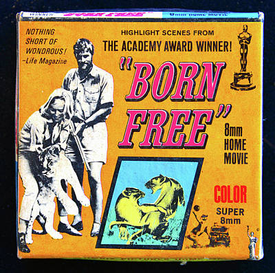 Photograph - Born Free 1966 by David Lee Thompson