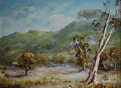 Boronia Peak Art Print