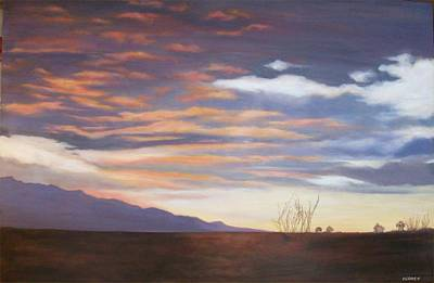 Painting - Borrego After The Storm by Irene Corey
