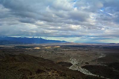 Photograph - Borrego Springs Desertscape by Kyle Hanson