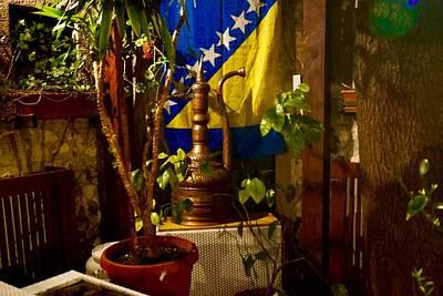 Bosnae Photograph - Bosanski Ibrik by Jasmin Hrnjic