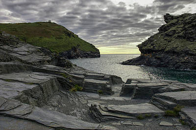 Photograph - Boscastle Headland by Christopher Rees