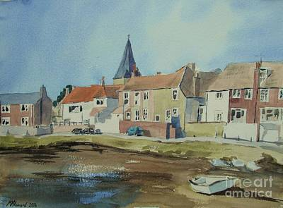 Painting - Bosham Shoreline by Martin Howard