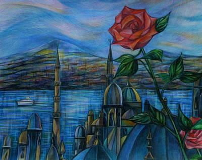 Bosphorus Melody Art Print