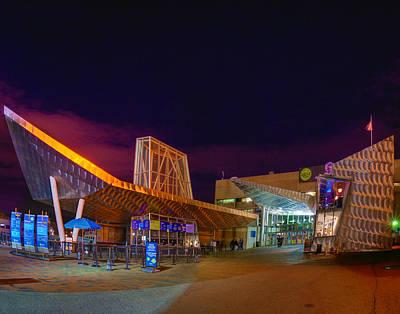Photograph - Boston Aquarium 923 by Jeff Stallard
