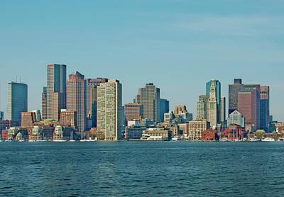 Photograph - Boston Architecture by Caroline Stella