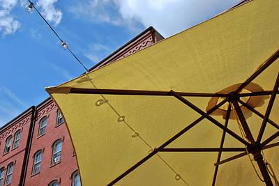 Photograph - Boston Cafe by JAMART Photography