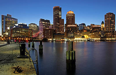 Photograph - Boston Calling by Juergen Roth