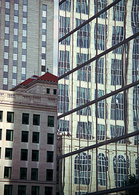 Photograph - Boston Cityscape IIi by Kenneth Campbell