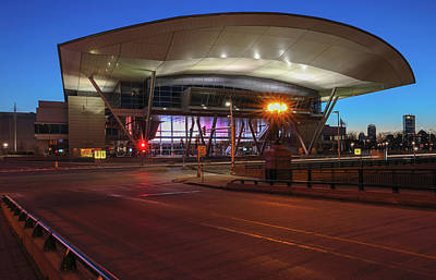 Photograph - Boston Convention And Exhibition Center by Juergen Roth