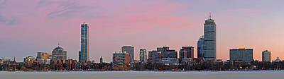 Charles River Photograph - Boston Dawn by Juergen Roth