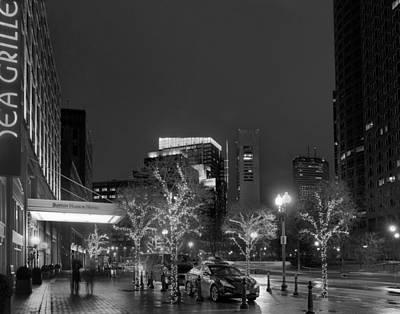 Photograph - Boston Harbor Hotel 035 by Jeff Stallard