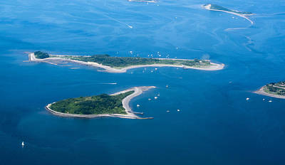Photograph - Boston Harbor Islands - Massachusetts by Steven Ralser