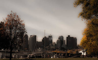 Photograph - Boston In A Soft Light by Lisa Brandel
