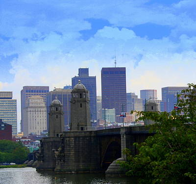 Photograph - Boston  by Julie Lueders
