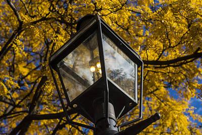 Lantern Digital Art - Boston Lantern Charles Street Ma by Toby McGuire