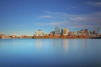 Photograph - Boston Limelight by Juergen Roth