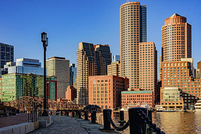 Photograph - Boston by Patrice Bilesimo