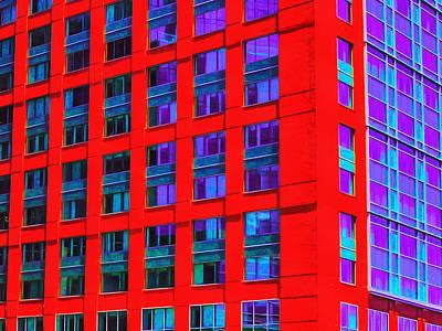 Boston Red Original by Mac Titmus