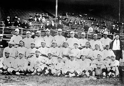 Boston Red Sox, 1916 Print by Granger