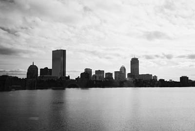 Photograph - Boston Skyline by Utopia Concepts