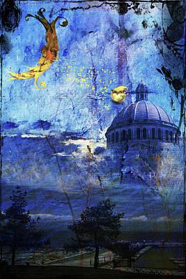 Digital Art - Boston Strong by Richard Ricci