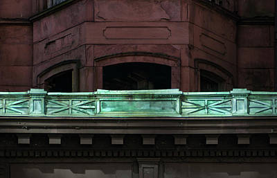 Photograph - Boston Verdigris by Rick Mosher
