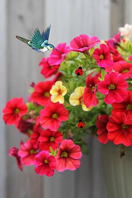 Mixed Media - Botanical Bliss by Kathleen Sartoris