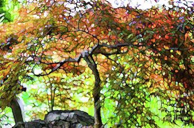 Botanical Garden 2 Art Print by Lanjee Chee