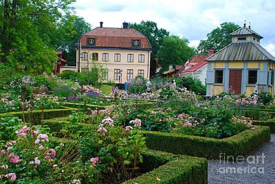 Sweden Photograph - Botanical Gardens - Stockholm Sweden by Just Eclectic