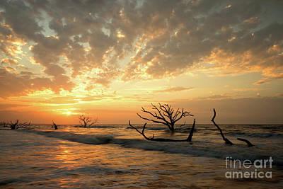 Photograph - Botany Bay Sunrise by Benedict Heekwan Yang