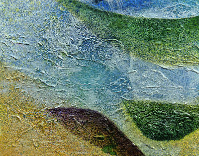 Painting - Botany I by John Hansen
