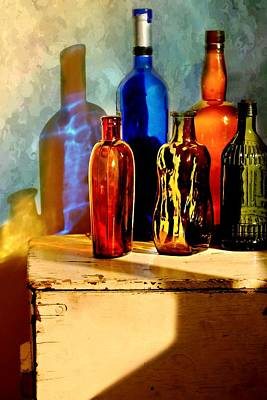 Photograph - Bottle It Up by Diana Angstadt