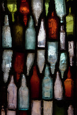Photograph - Bottled Up by Guy Shultz