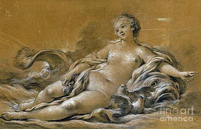 Photograph - Boucher: Venus by Granger