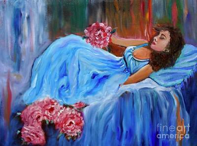 Painting - Boudoir 11 by Jenny Lee