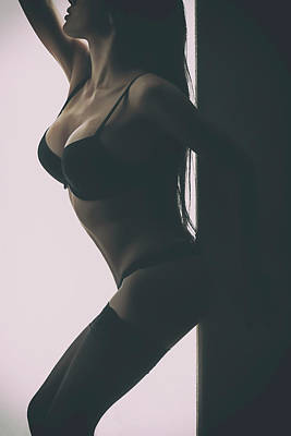 Photograph - #boudoir by ItzKirb Photography