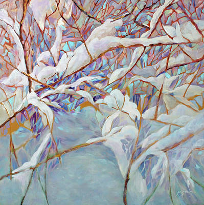 Painting - Boughs In Winter by Joanne Smoley
