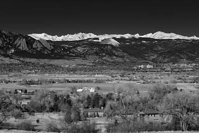 Boulder Overlook Original