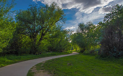 Photograph - Boulder Path by David Pantuso