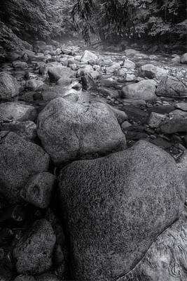 Digital Art - Lovell River 4 by Patrick Groleau